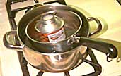 Double-boiler System